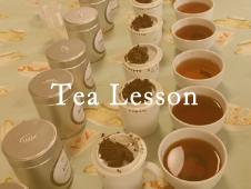 Tea Lesson